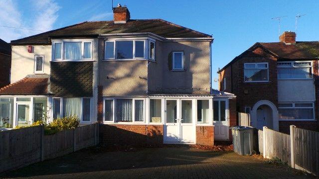 Thumbnail Semi-detached house for sale in Glendon Road, Erdington, Birmingham