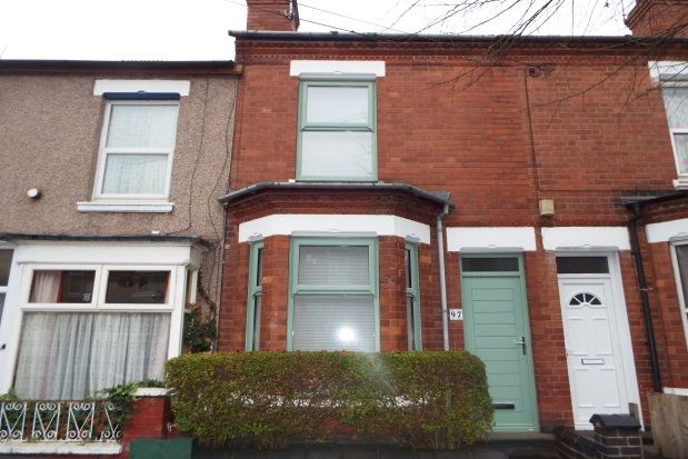 Thumbnail Terraced house to rent in Hugh Road, Stoke