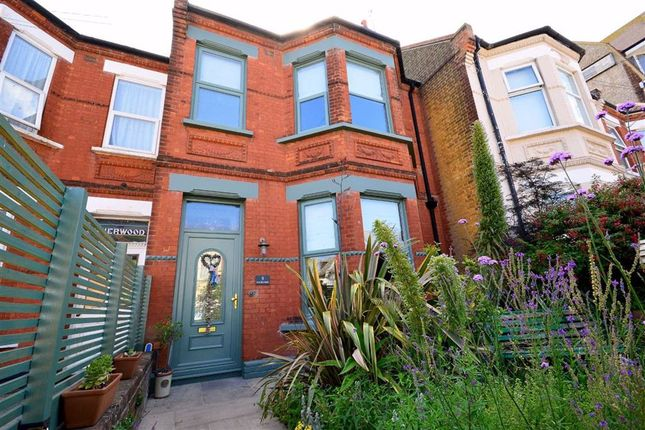 Thumbnail Terraced house for sale in Warwick Road, Margate, Kent