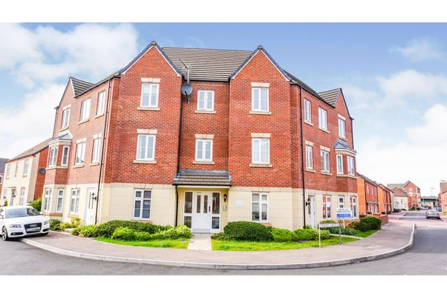 Thumbnail Flat for sale in 3 Lysaght Gardens, Newport