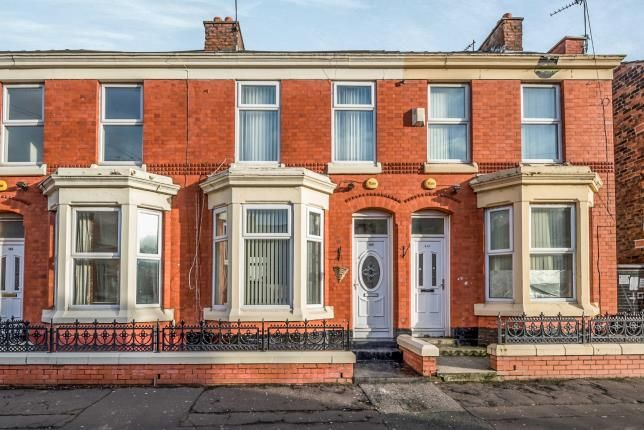 Thumbnail Terraced house for sale in Albert Edward Road, Liverpool, Merseyside