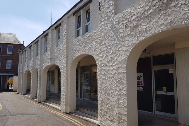 Thumbnail Commercial property for sale in Burns Statue Square, Ayr