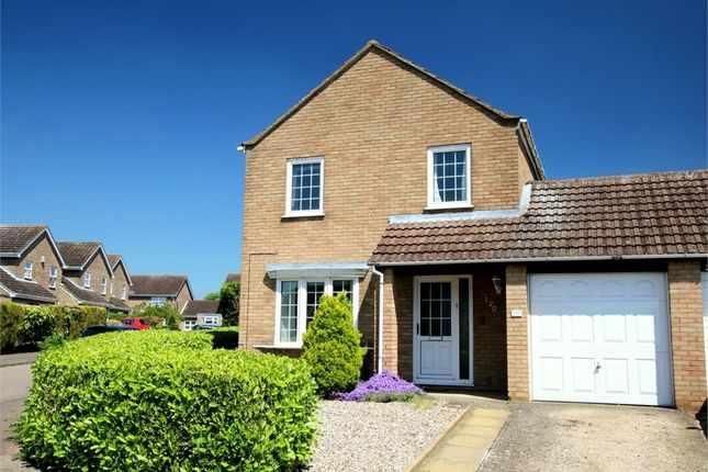 Thumbnail Detached house for sale in Queens Gardens, Eaton Socon, St. Neots
