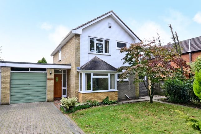 Thumbnail Link-detached house to rent in Mytchett Place Road, Mytchett, Camberley