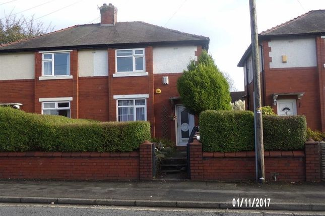 Thumbnail Semi-detached house to rent in Cheetham Hill Road, Dukinfield