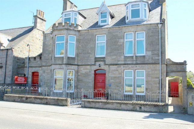 Thumbnail Commercial property for sale in Rosemount Guest House, 62 East Church Street, Buckie, Moray