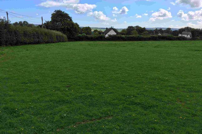 Thumbnail Land for sale in Site For 14 Dwellings, Lewdown, Devon, 4Dp, Lewdown