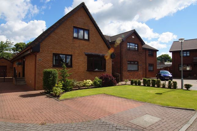 Thumbnail Detached house for sale in Gemmell Way, Stonehouse