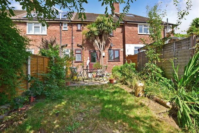 Thumbnail Semi-detached house for sale in Wittenham Way, Chingford, London