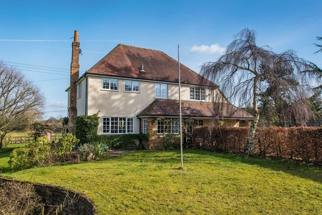 Thumbnail Detached house for sale in Seale Lane, Seale, Farnham