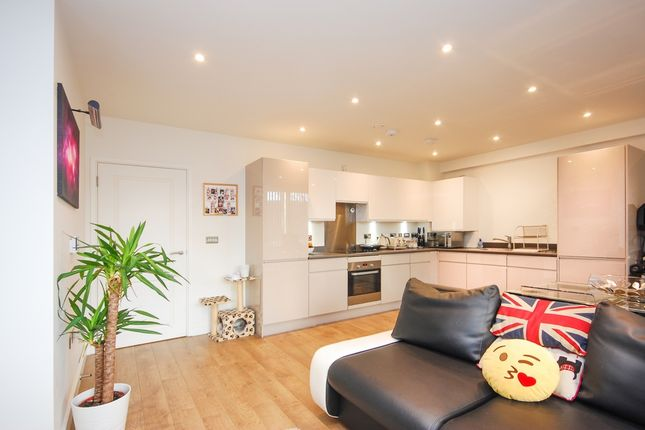 Thumbnail Flat for sale in Electric House, Willesden Lane, London
