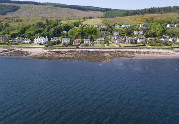 Thumbnail Detached house for sale in Shore Road, Innellan, Dunoon, Argyll And Bute