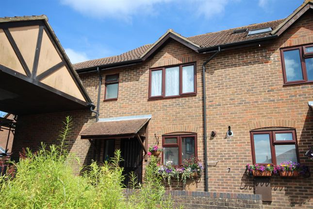Thumbnail Semi-detached house for sale in Pipers Field, Ridgewood, Uckfield