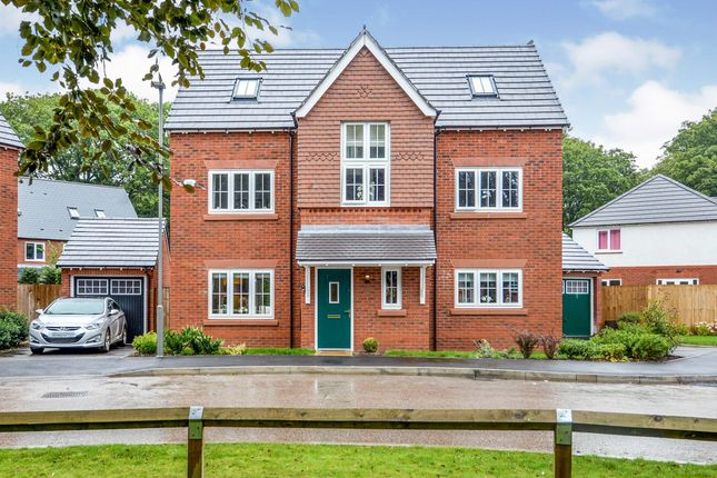 Detached house for sale in Sessile Close, Mossley Hill, Liverpool, Merseyside