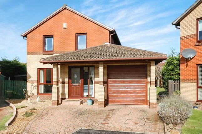 Thumbnail Detached house for sale in Bailielands, Linlithgow