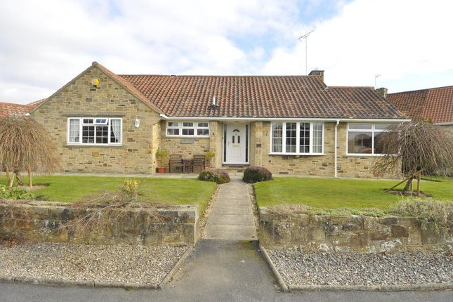 Thumbnail Detached bungalow for sale in The Willow Tree, Highcroft, Collingham, Wetherby, West Yorkshire