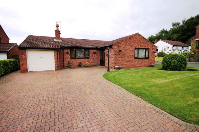 3 bed detached bungalow for sale in Swallow Close, Esh Winning, Durham