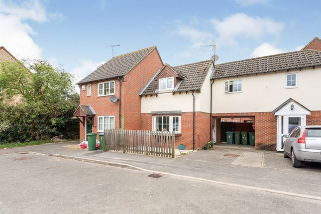 Thumbnail Semi-detached house for sale in Angels Close, Winslow, Buckingham