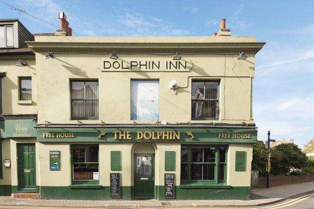 Thumbnail Pub/bar to let in Albion Street, Broadstairs
