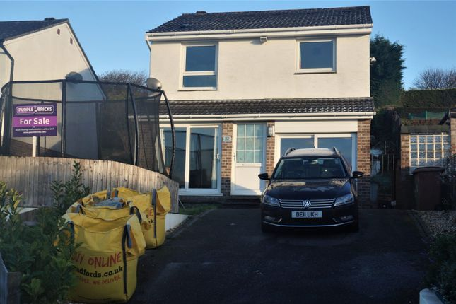 Thumbnail Detached house for sale in Yealmpstone Close, Plymouth