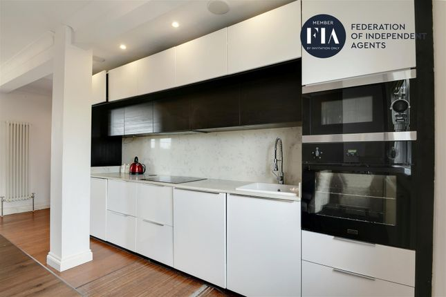Kitchen of Longfield House, Uxbridge Road, Ealing W5