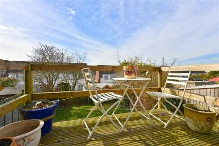 Sun Deck of North Lane, Portslade BN41