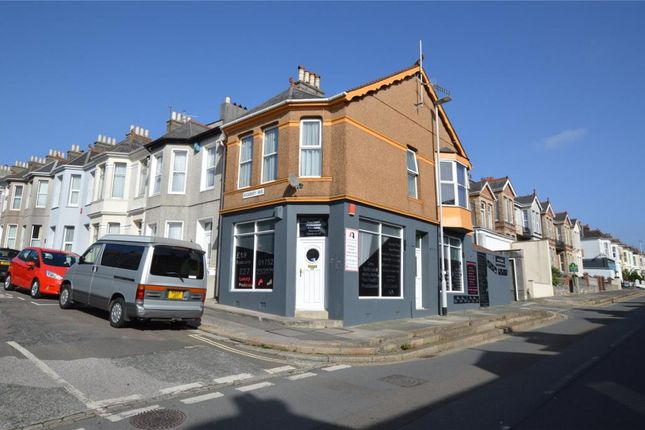 Thumbnail End terrace house for sale in Beaumont Road, Plymouth, Devon