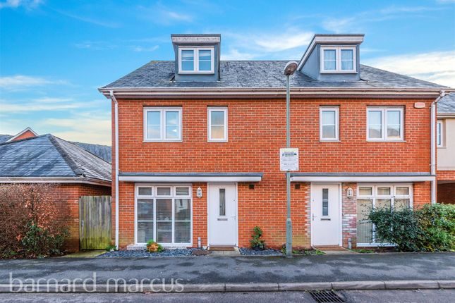 4 bed semi-detached house for sale in Parritt Road, Redhill RH1