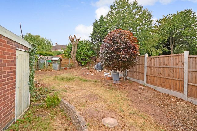 Rear Garden of Winsford Avenue, Allesley Park, Coventry CV5