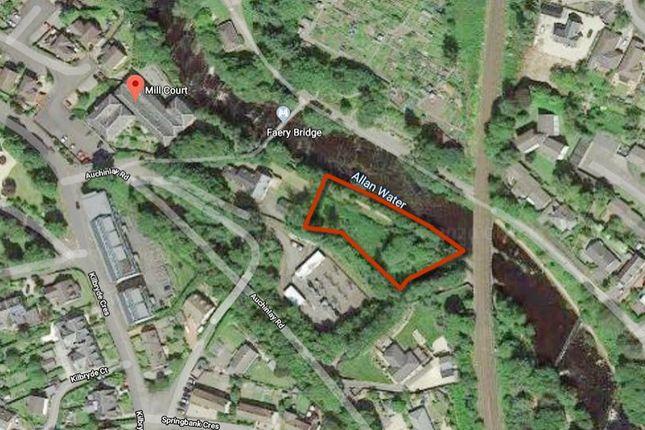 Site At Springbank Mill, Dunblane FK159Jz FK15