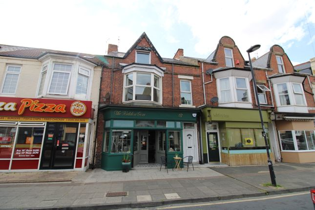 Thumbnail Maisonette for sale in Victoria Terrace, Whitley Bay