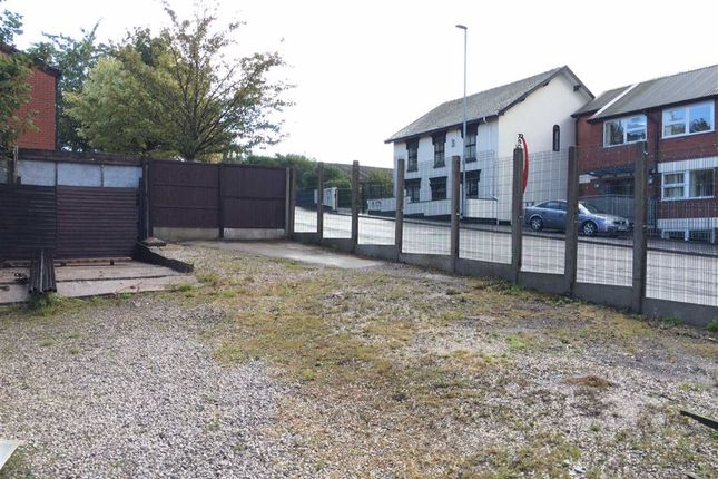 Thumbnail Land to let in Davis Street, Hanley, Stoke-On-Trent