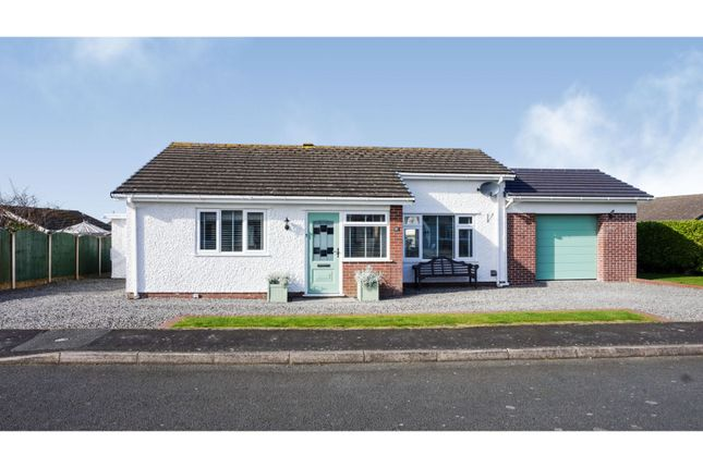 Thumbnail Detached bungalow for sale in Glantraeth, Valley