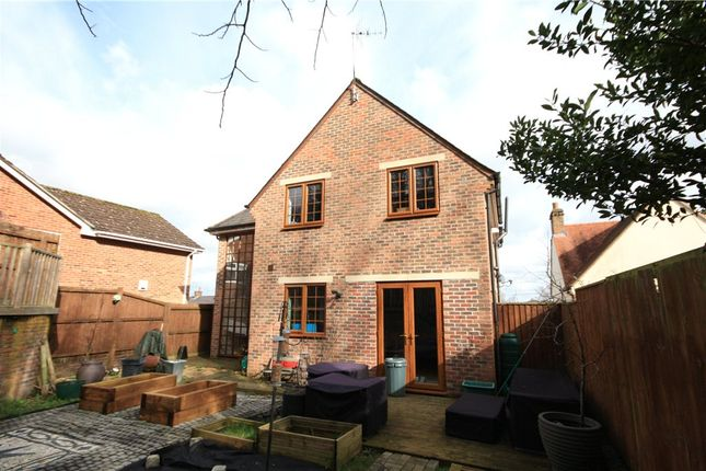Thumbnail Detached house for sale in River Valley, High Street, Spetisbury, Blandford Forum