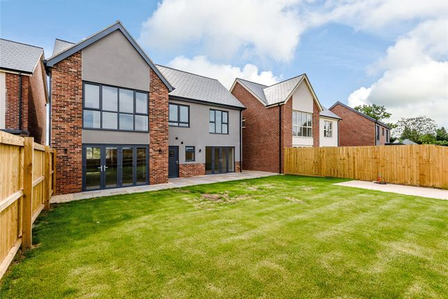 Thumbnail Detached house for sale in 4 Hawthorn Close, Harmer Hill, Shrewsbury, Shropshire