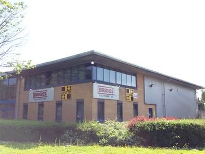 Thumbnail Light industrial to let in 15A Ocean Park, Cardiff