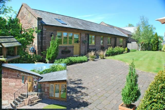 3 bed bungalow for sale in Leighton Hall, The Runnell, Neston, Cheshire CH64
