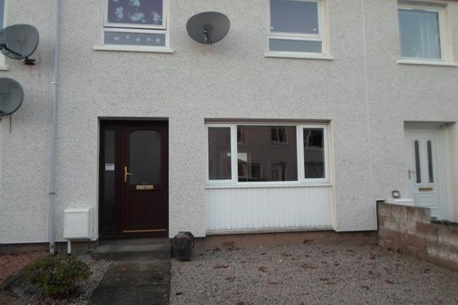 Thumbnail Terraced house to rent in Pitreuchie Place, Forfar