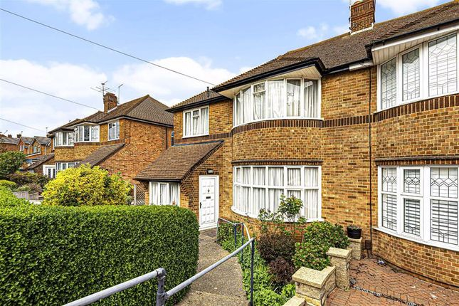 3 bed semi-detached house for sale in Southover, Woodside Park, London N12