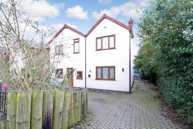 Thumbnail Semi-detached house for sale in Brecks Lane, Kippax, Leeds