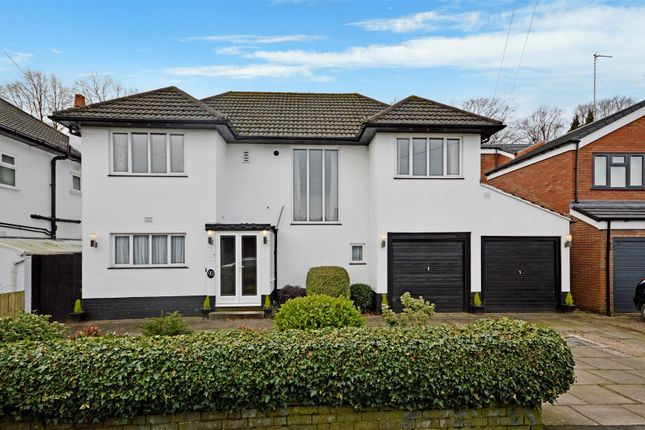 Thumbnail Detached house for sale in Armorial Road, Styvechale, Coventry