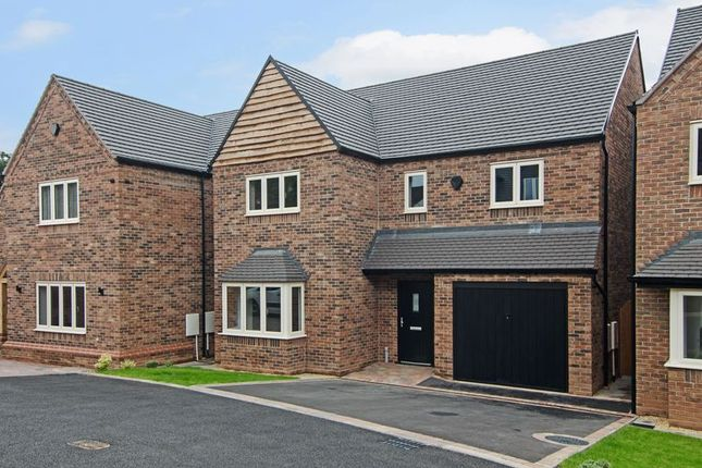 Thumbnail Detached house for sale in Chestnut Close, Chasetown, Burntwood (Plot 7)