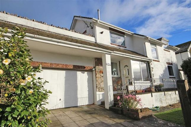 Thumbnail Detached house for sale in South Furzeham Road, Furzeham, Brixham