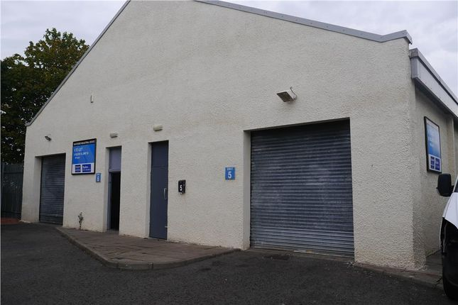 Thumbnail Light industrial to let in Block 4 Unit 6, Whiteside Industrial Estate, Bathgate, West Lothian