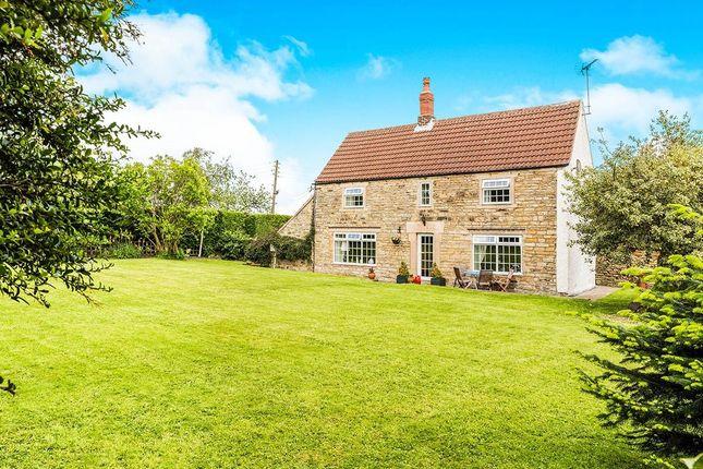 Thumbnail Detached house for sale in Farm Lane Off Deep Lane, Hardstoft, Pilsley, Chesterfield