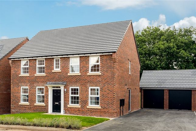 Thumbnail Detached house for sale in Willow Place, Knaresborough, North Yorkshire