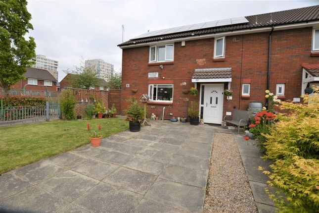 Thumbnail Semi-detached house to rent in Oldbury Close, Manchester