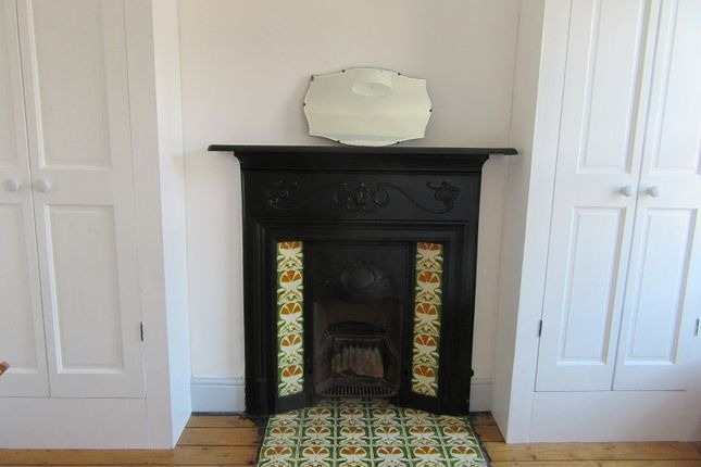 Fireplace of Carlton Street, Old Trafford, Manchester M16