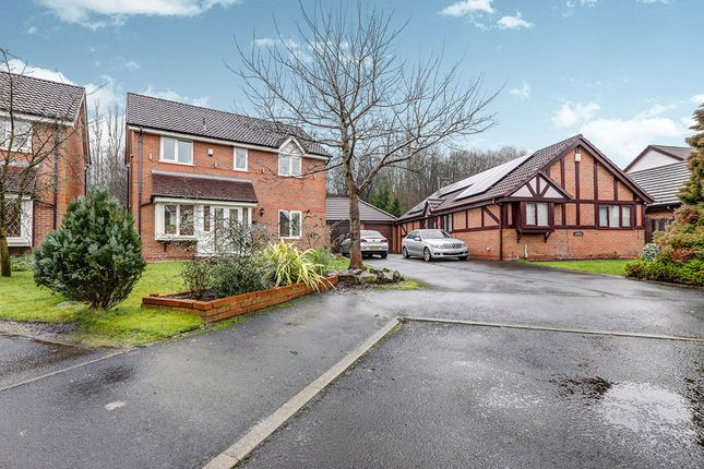 Thumbnail Detached house for sale in Ashwood, Radcliffe, Manchester