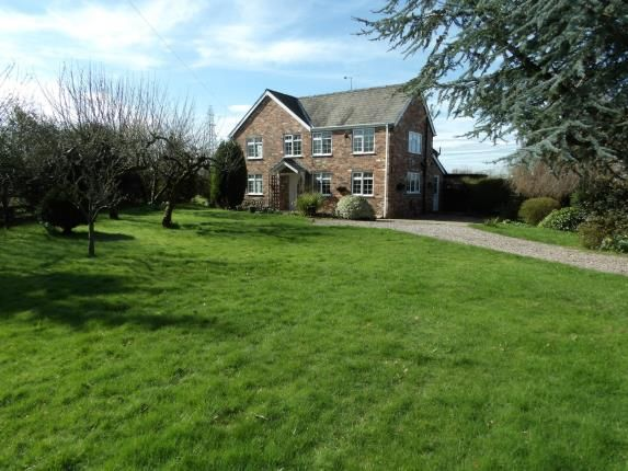 Thumbnail Semi-detached house for sale in Doncaster Cottage, Middlewich Road, Winsford, Cheshire